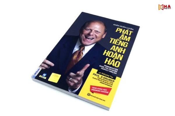 sách luyện phát âm tiếng Anh Hoàn Hảo của Paul S.Gruber
