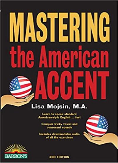 sách luyện phát âm tiếng Anh Mastering the American Accent