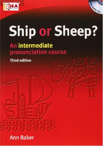 sách luyện phát âm tiếng Anh Ship or Sheep