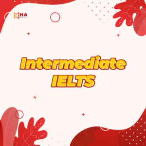 khóa học Intermediate tại HA Centre