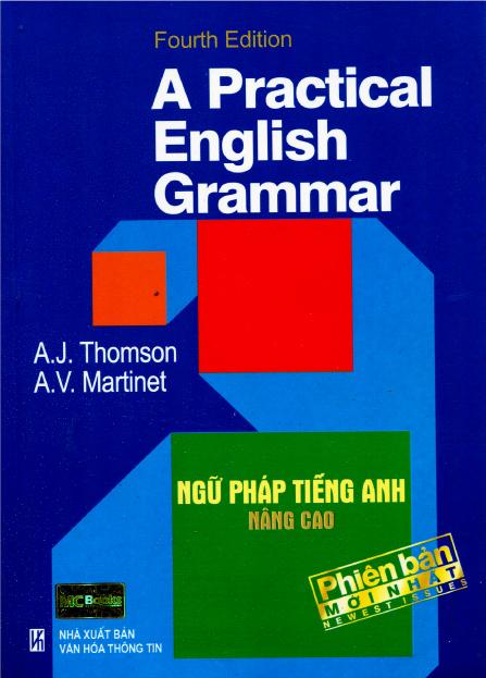 sách học Tiếng Anh cơ bản A Practical English Grammar
