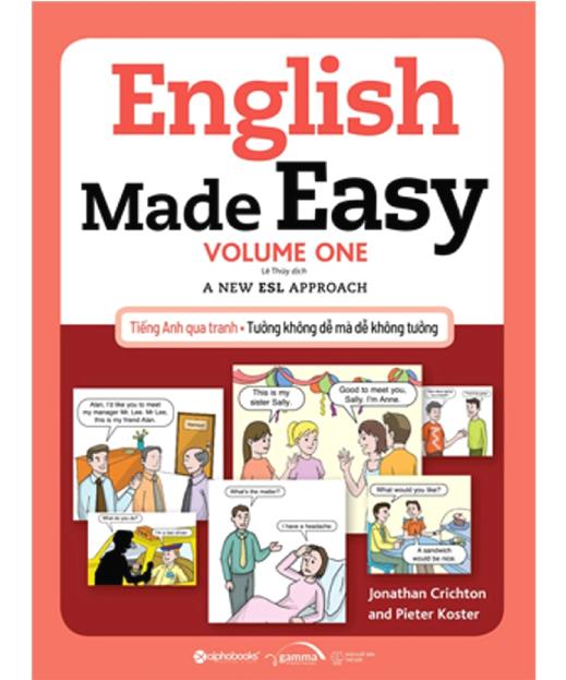 sách học Tiếng Anh cơ bản English Made Easy