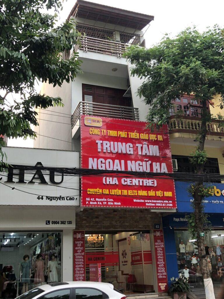 HA Centre cơ sở TP Bắc Ninh chính thức khai trương đi vào hoạt động 2