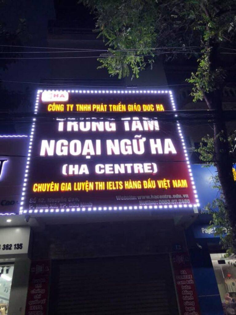 HA Centre cơ sở TP Bắc Ninh chính thức khai trương đi vào hoạt động 7