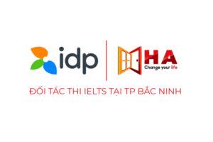 HA Centre đối tác của IDP tại thành phố Bắc Ninh