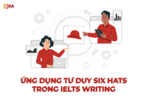 Ứng dụng tư duy Six Hats trong IELTS Writing hiệu quả